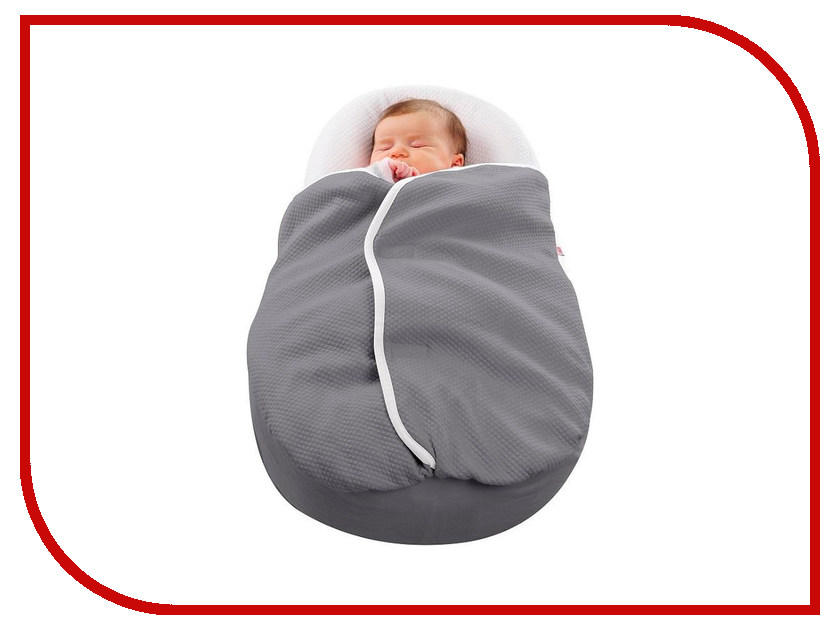 Аксессуар Red Castle Quilted Cocoonacover Grey 44918
