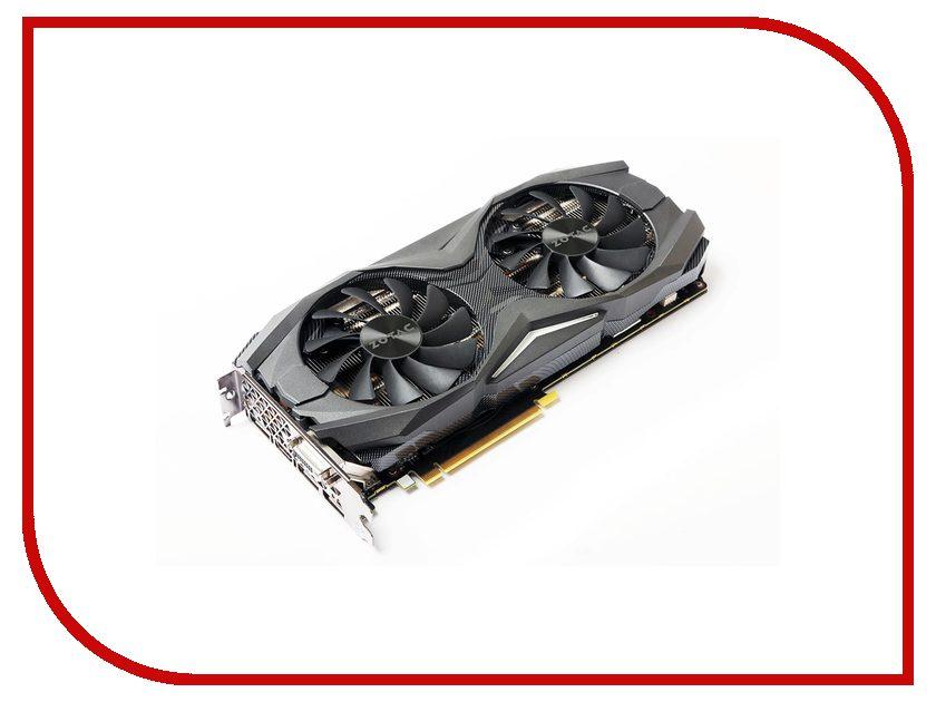 Видеокарта Zotac GeForce GTX 1080 1683Mhz PCI-E 3.0 8192Mb 10000Mhz 256 bit DVI HDMI HDCP ZT-P10800C-10P