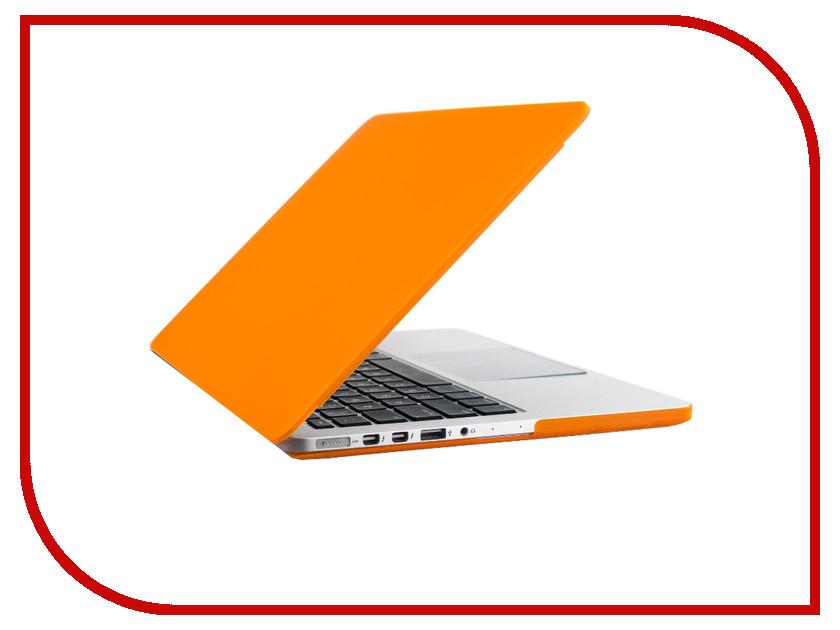 ��������� �����-���� 11.0-inch Activ GLASS ��� APPLE MacBook Air 11 Orange 39136