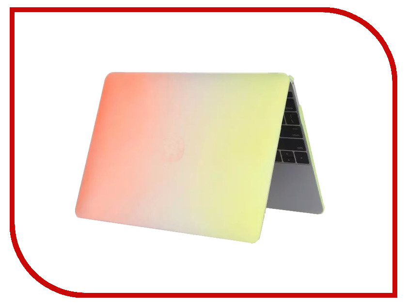 Аксессуар Чехол-кейс 13.3-inch Activ MATTE для APPLE MacBook Pro 13 Multicolor 55734<br>