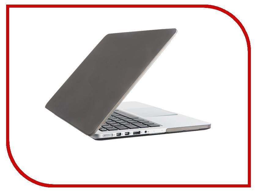 Аксессуар Чехол-кейс 13.3-inch Activ GLASS для APPLE MacBook Pro 13 Gray 55697