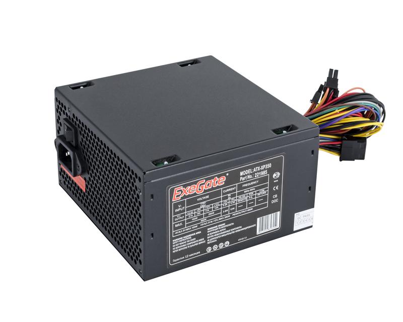 Блок питания ExeGate ATX-XP350 350W 221985