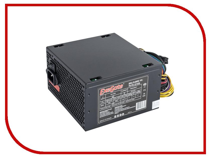 Блок питания ExeGate ATX-400NPXE 400W 221636<br>