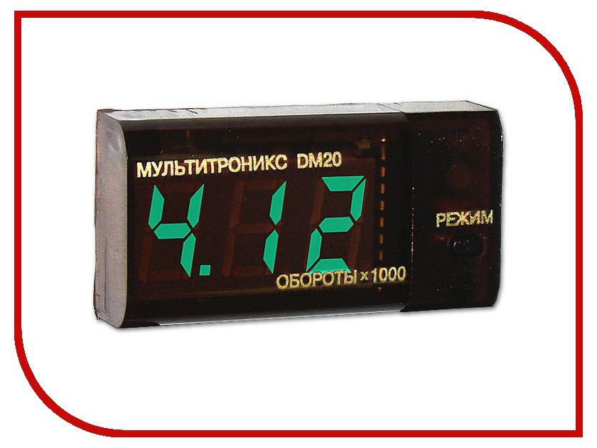 Тахометр Multitronics DM-20<br>