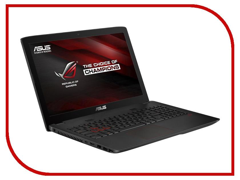 Ноутбук ASUS GL552VX-DM285T 90NB0AW3-M03450 Intel Core i7-6700HQ 2.6 GHz/8192Mb/2000Gb/DVD-RW/nVidia GeForce GTX 950M 2048Mb/Wi-Fi/Bluetooth/Cam/15.6/1920x1080/Windows 10 64-bit<br>