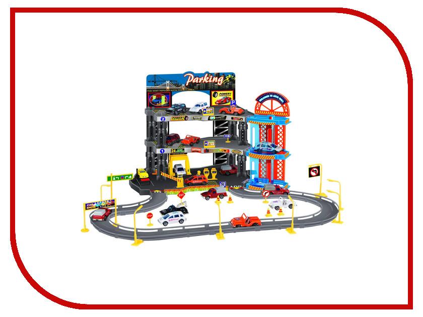 Игрушка Dave Toy Гараж Люкс 32004<br>