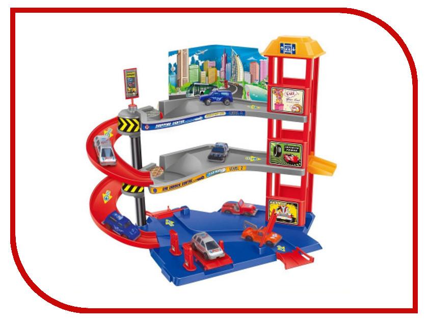 Игрушка Dave Toy Парковка 32007<br>