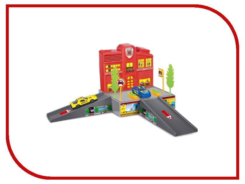 Игрушка Dave Toy Пожарная станция 32018<br>