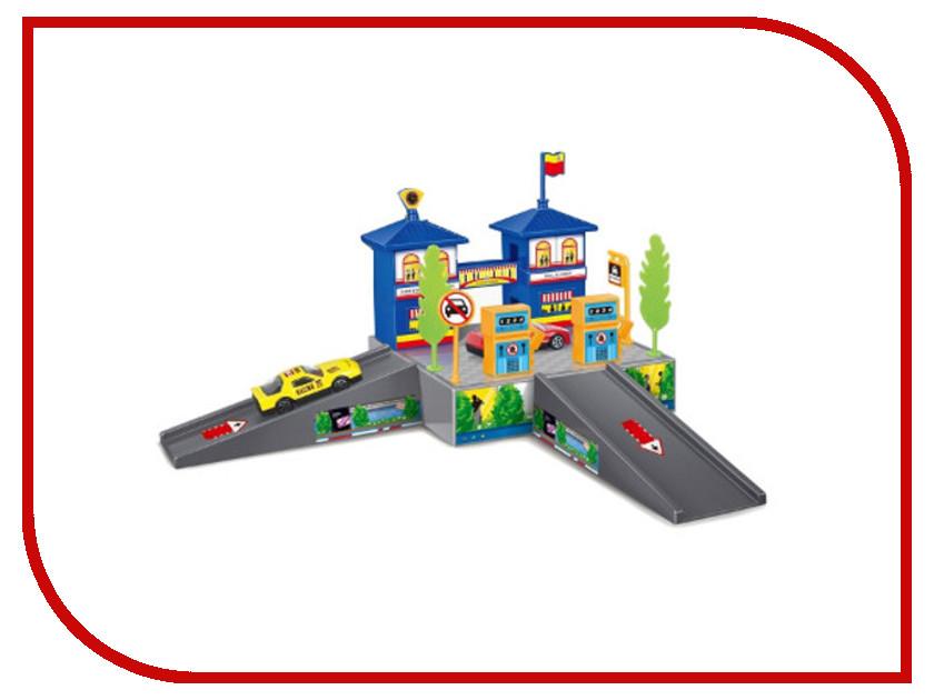 Игрушка Dave Toy Заправочная станция 32020<br>