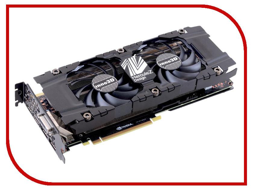 Видеокарта Inno3D GeForce GTX 1070 1506Mhz PCI-E 3.0 8192Mb 8000Mhz 256 bit DVI HDMI HDCP TWIN X2 N1070-1SDN-P5DN<br>