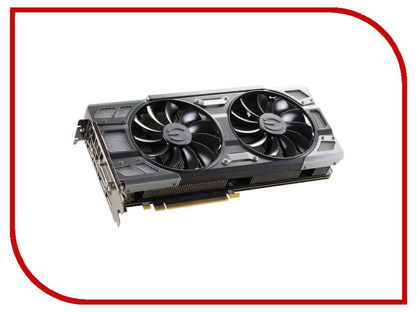 Видеокарта EVGA GeForce GTX 1080 1721Mhz PCI-E 3.0 8192Mb 10000Mhz 256 bit DVI HDMI HDCP 08G-P4-6286-KR