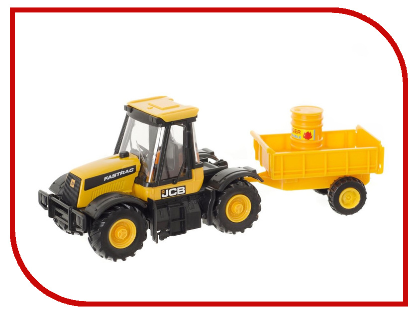 Игрушка HTI JCB Трактор 1:32 TL107.V15<br>