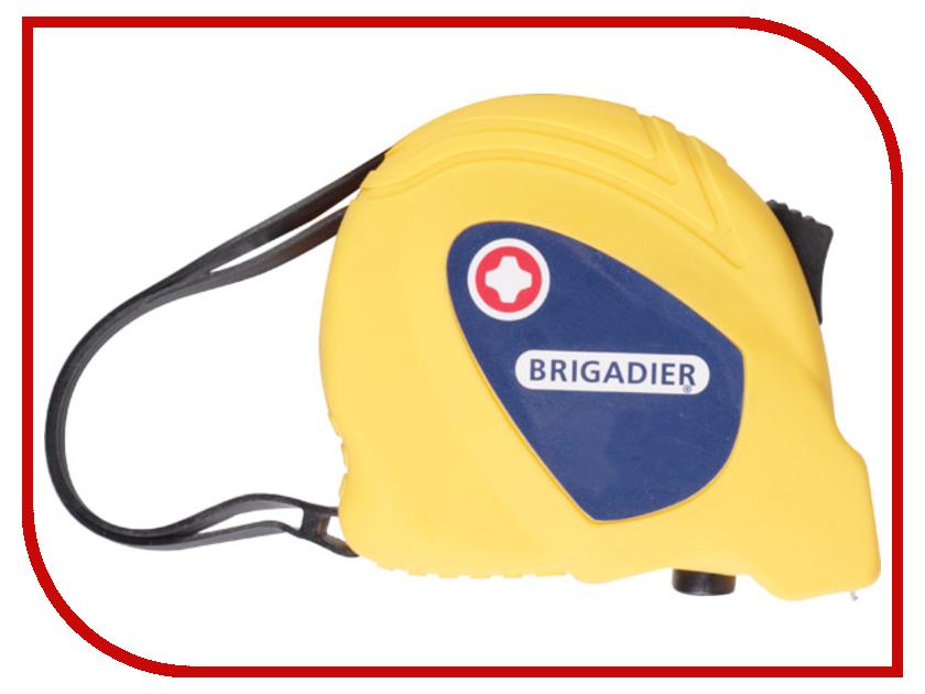 Рулетка Brigadier Mastertape 10x25mm 11040<br>