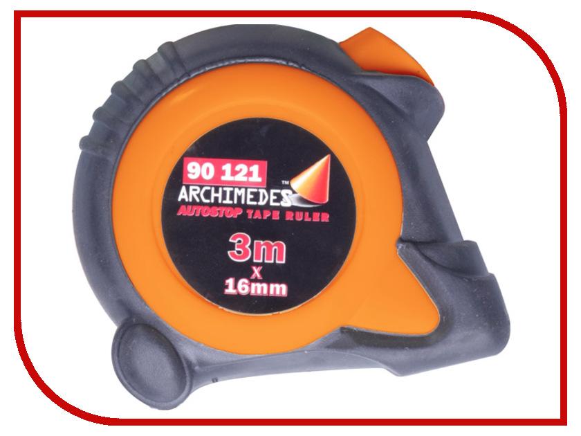 Рулетка Archimedes 3x16mm 90121