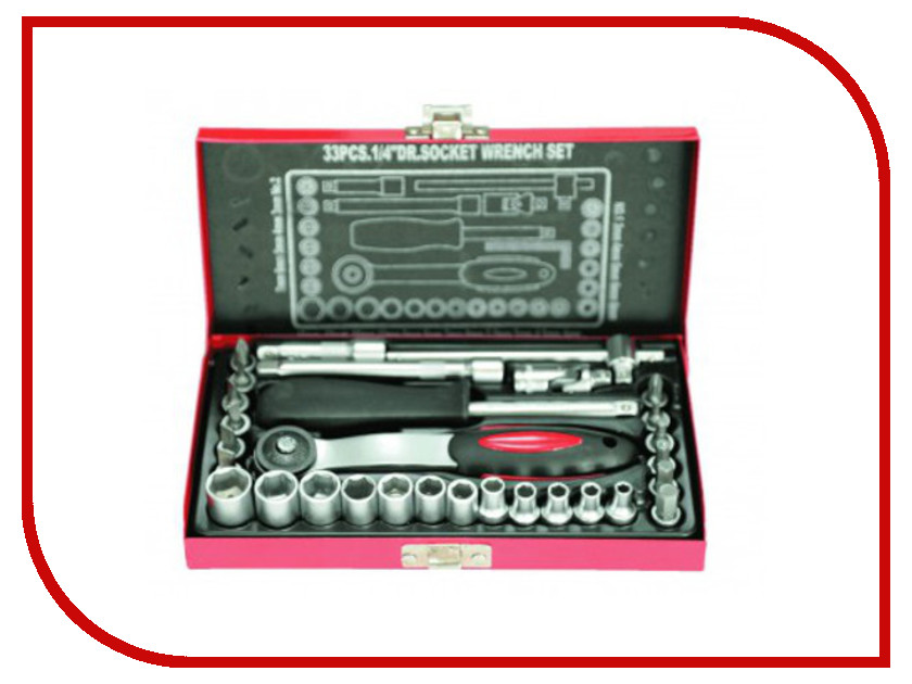 Ключ Wedo WD157A Набор головок торцевых ключ воротка wedo wd236 10