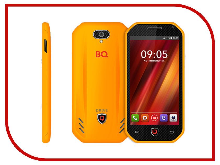 Сотовый телефон BQ BQS-4570 Drive Orange<br>