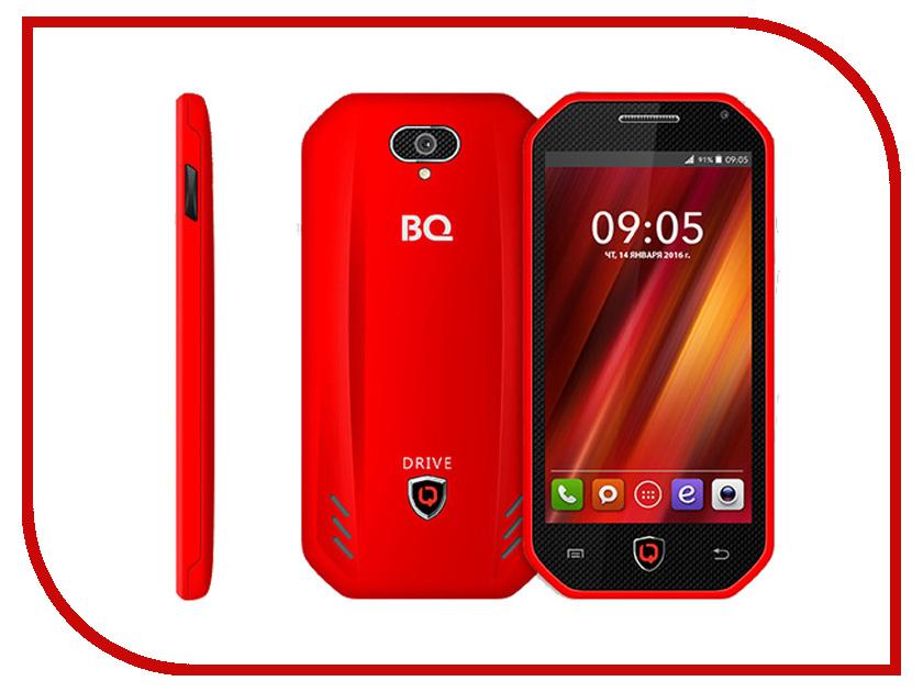 Сотовый телефон BQ BQS-4570 Drive Red<br>