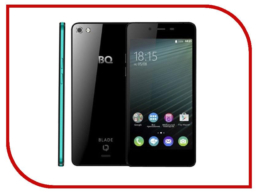 все цены на  Сотовый телефон BQ 4800 Blade Black-Blue  онлайн