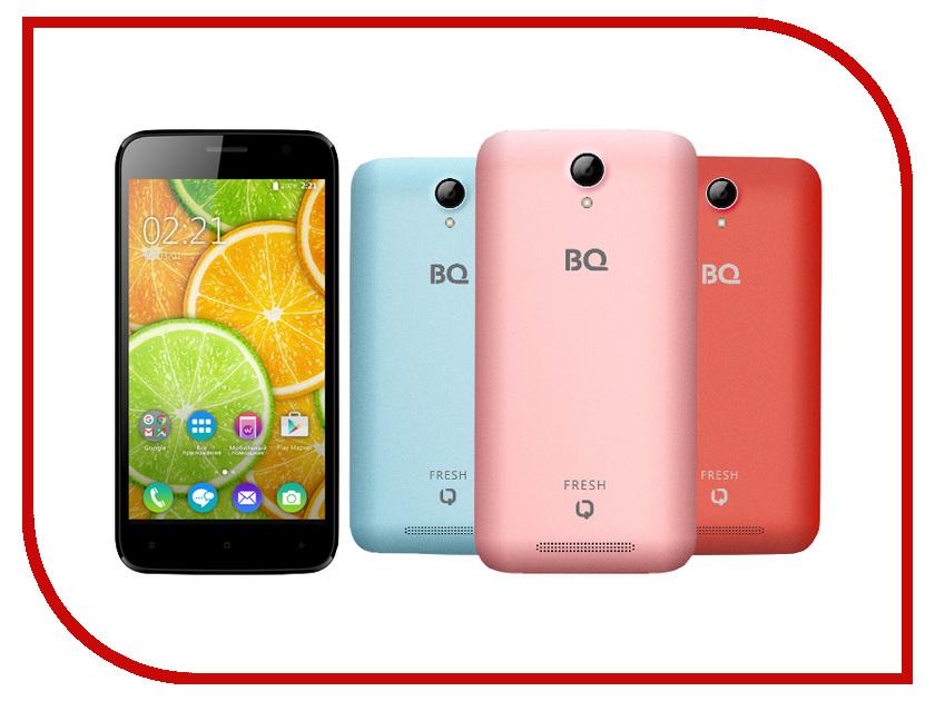 Zakazat.ru: Сотовый телефон BQ BQS-5030 Fresh Rose Gold / Sky Blue / Coral Red