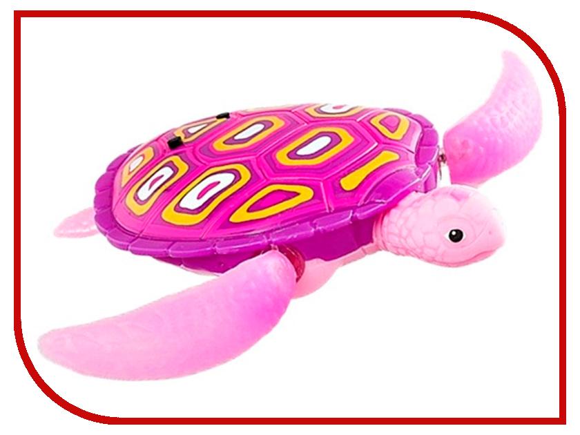 Радиоуправляемая игрушка Zuru РобоЧерепашка Pink 25157E