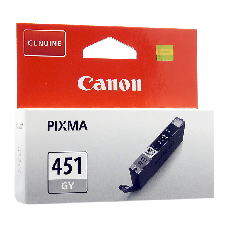 Картридж Canon CLI-451GY Grey 6527B001
