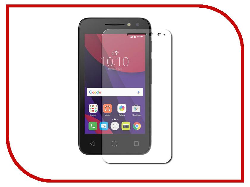 купить Аксессуар Защитное стекло Alcatel OneTouch Pixi 4 4034D CaseGuru 0.33mm 87171 недорого