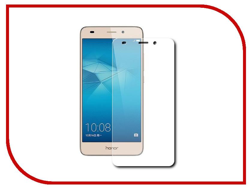 Аксессуар Закаленное стекло для Huawei Honor 5C DF hwSteel-14