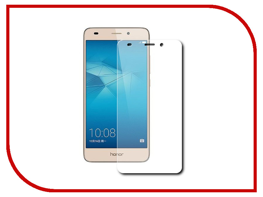 Аксессуар Закаленное стекло Huawei Honor 5C DF hwSteel-14<br>