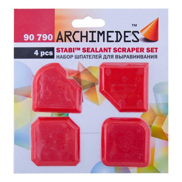 Набор шпателей Archimedes Stabi 90790