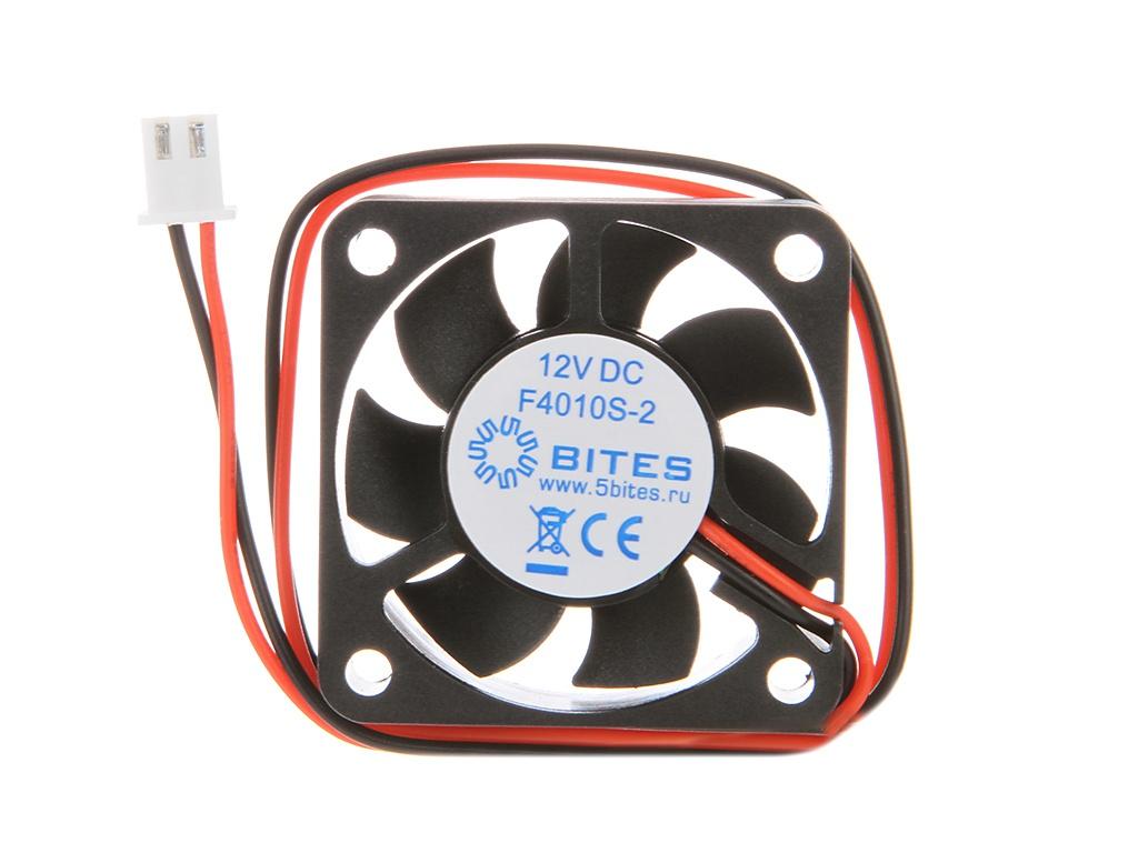 Вентилятор 5bites 40x40x10mm F4010S-2 цена