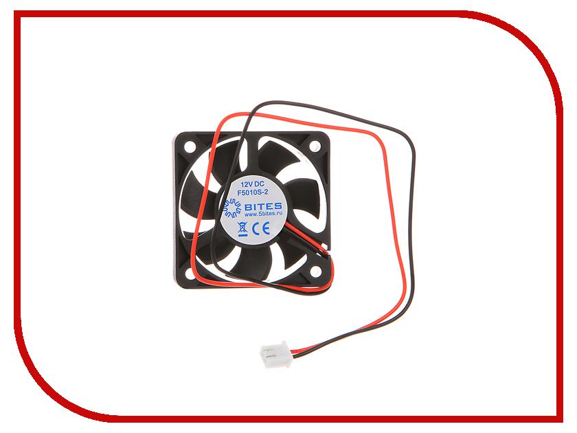 Вентилятор 5bites F5010S-2 50x50x10mm браун вт 5010