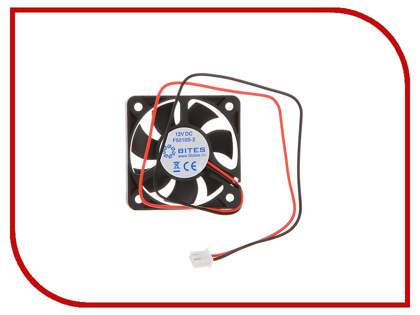 Вентилятор 5bites F5010S-2 50x50x10mm<br>