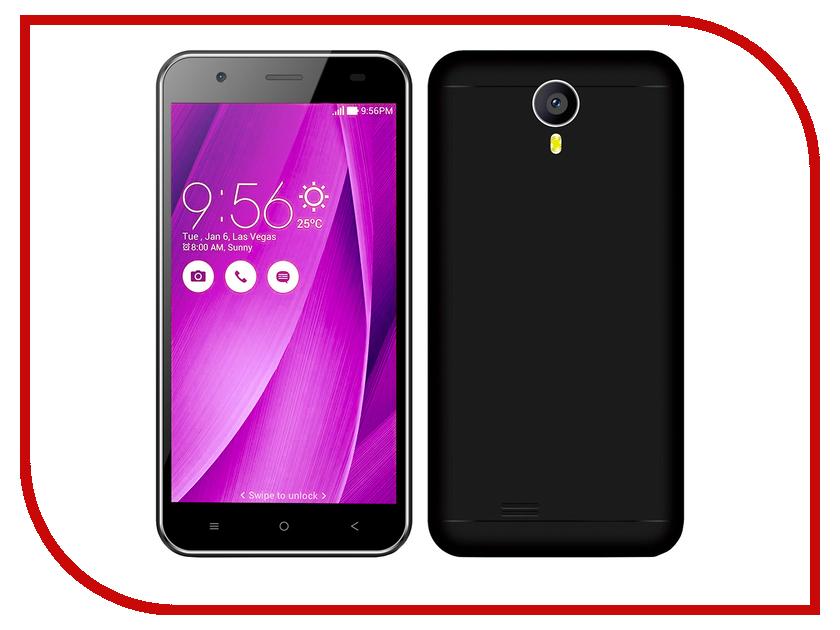 Сотовый телефон Ginzzu S5110 Black