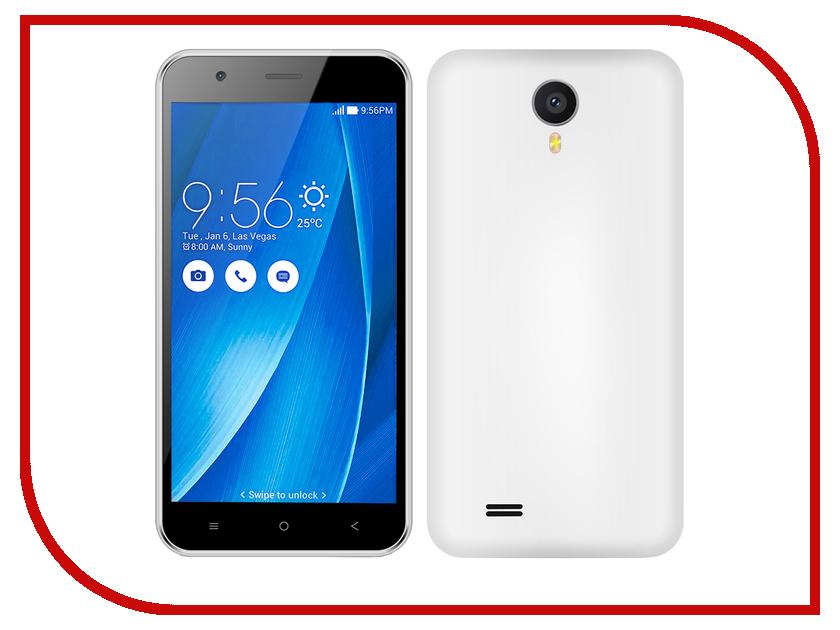 Сотовый телефон Ginzzu S5110 White
