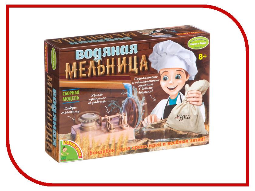 Игра Bondibon Науки с Буки Водяная мельница BB1679 EK-D007 игра bondibon науки с буки фабрика мороженого 1190
