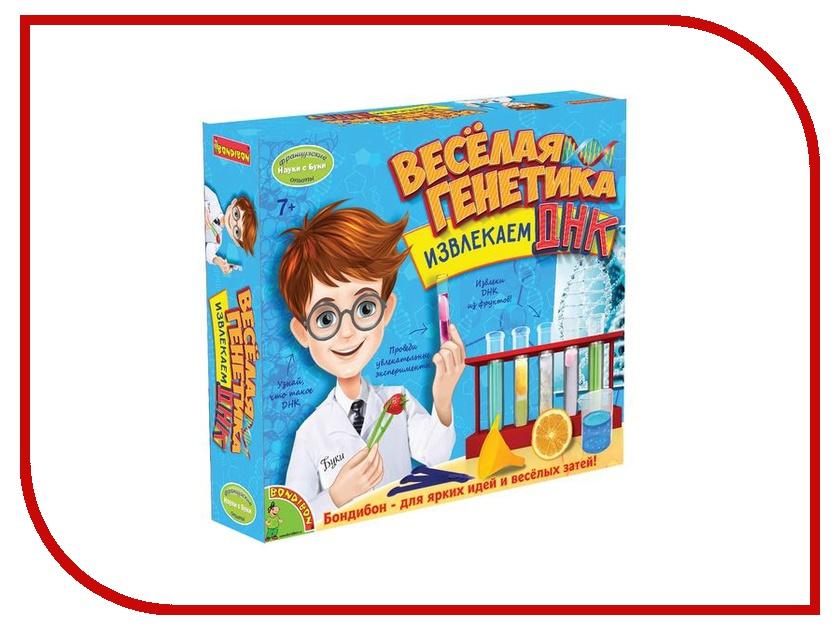 Игра Bondibon Науки с Буки Весёлая генетика BB1544 СМ059 игра bondibon науки с буки фабрика мороженого 1190