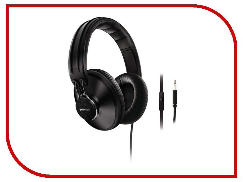 Гарнитура Philips SHL5905FB/10 Black<br>