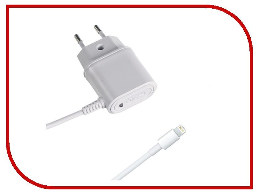 �������� ���������� Celly Lightning MFi 1A White TCIP5