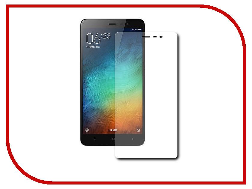Аксессуар Защитное стекло Xiaomi Redmi Note 3 Celly Glass Matt Anti Blue-Ray матовое GLASS605M