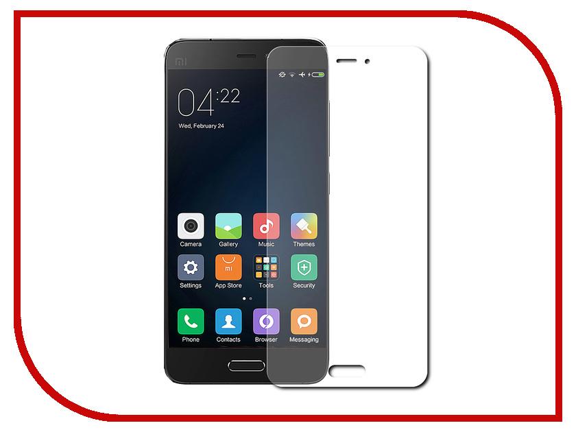 Аксессуар Защитное стекло Xiaomi Mi 5 Celly Glass Matt Anti Blue-Ray матовое GLASS604M