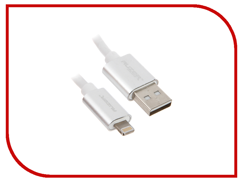 Аксессуар AUZER USB to Lightning 8 pin 2A AC-LS