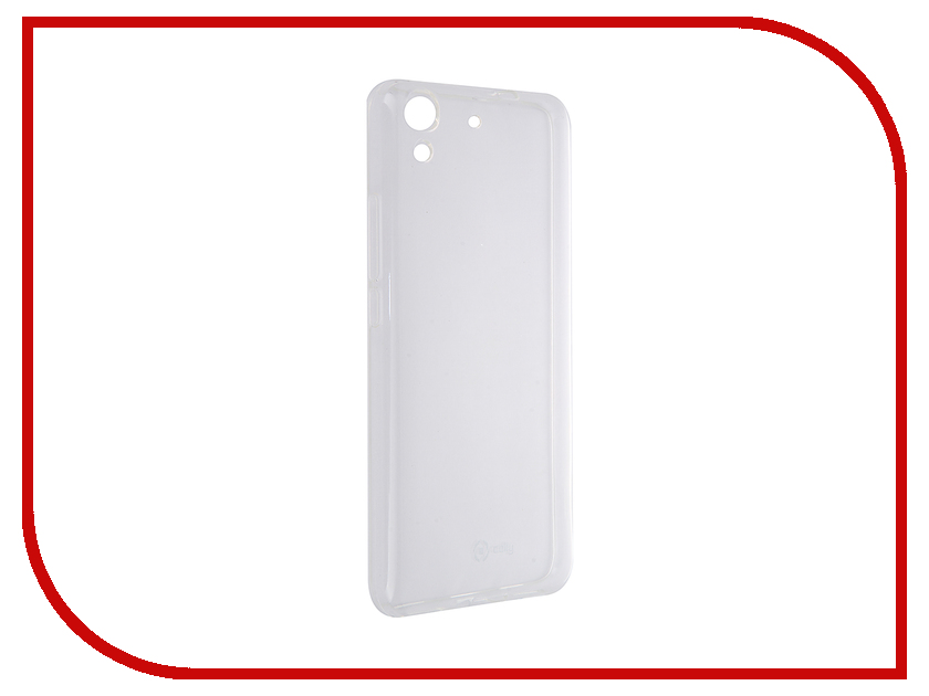 Аксессуар Чехол Huawei Y6 Celly Gelskin Transparent GELSKIN531<br>