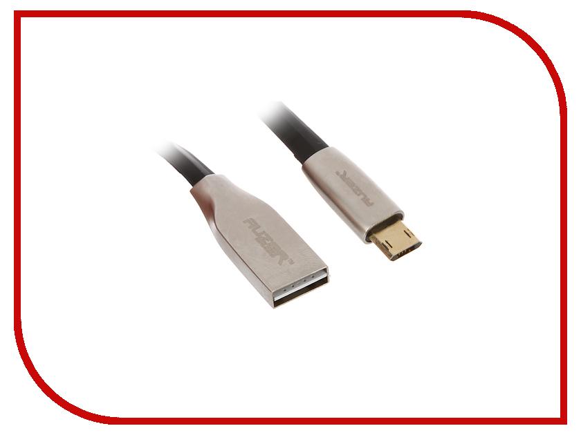 Аксессуар AUZER USB to micro USB Android Black AC-M2BK<br>