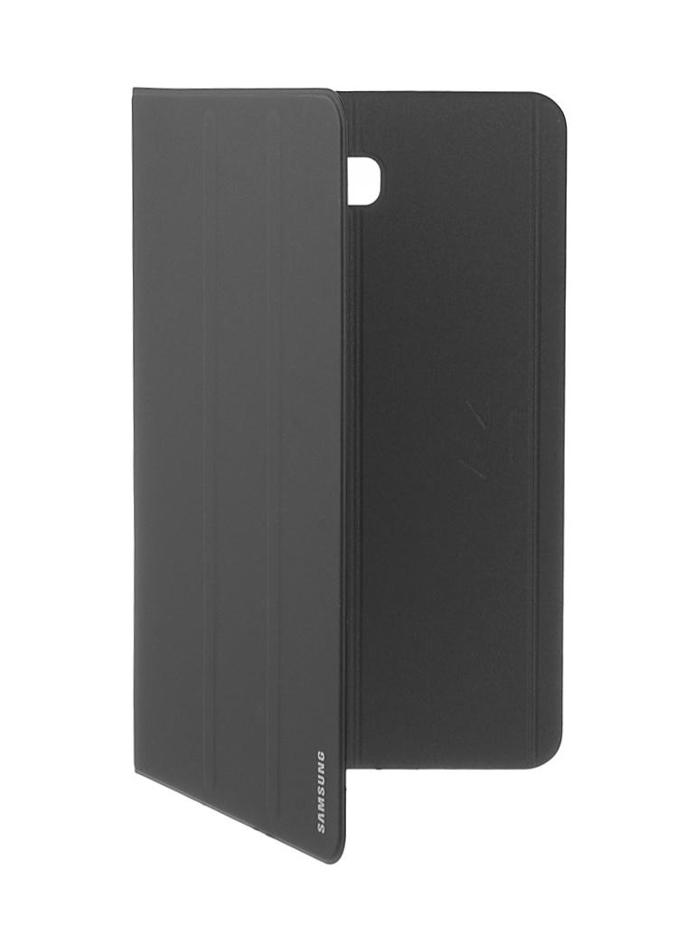 Аксессуар Чехол для Samsung Galaxy Tab A 10.1 Book Cover Black EF-BT580PBEGRU чехол книжка samsung book cover ef bt580pbegru для samsung galaxy tab a 10 1 черный