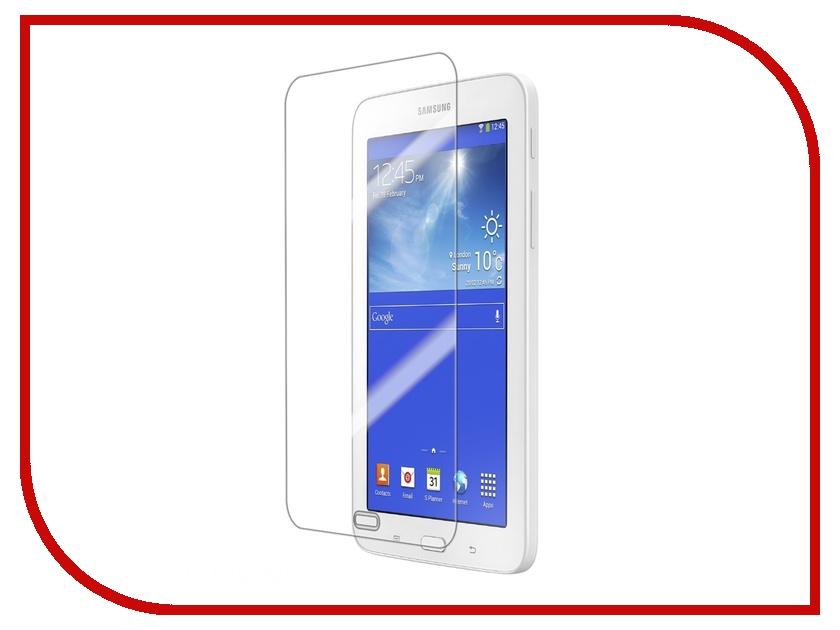 где купить Аксессуар Защитное стекло Samsung T116 Galaxy Tab 3 7.0 Lite Ainy 0.33mm дешево