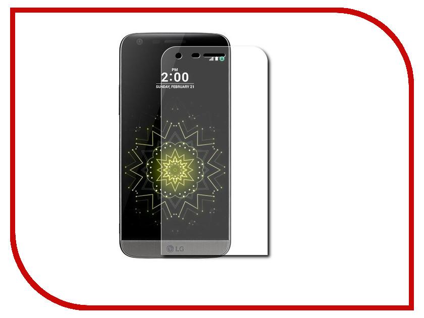Аксессуар Защитное стекло LG H860 G5 Ainy Full Screen Cover 3D 0.33mm Gold<br>