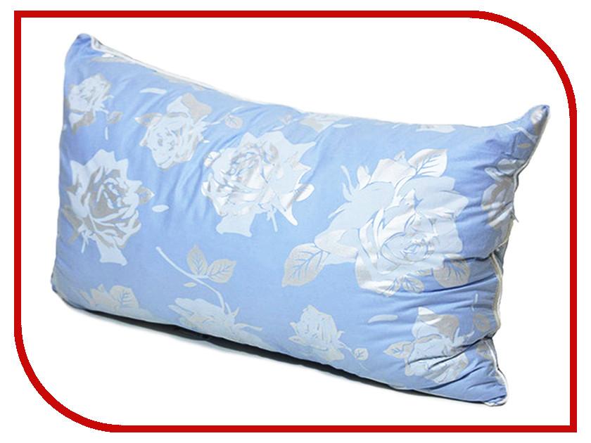 Ортопедическая подушка Smart Textile Золотая пропорция + магазин ароматов 40x60cm Blue Е377
