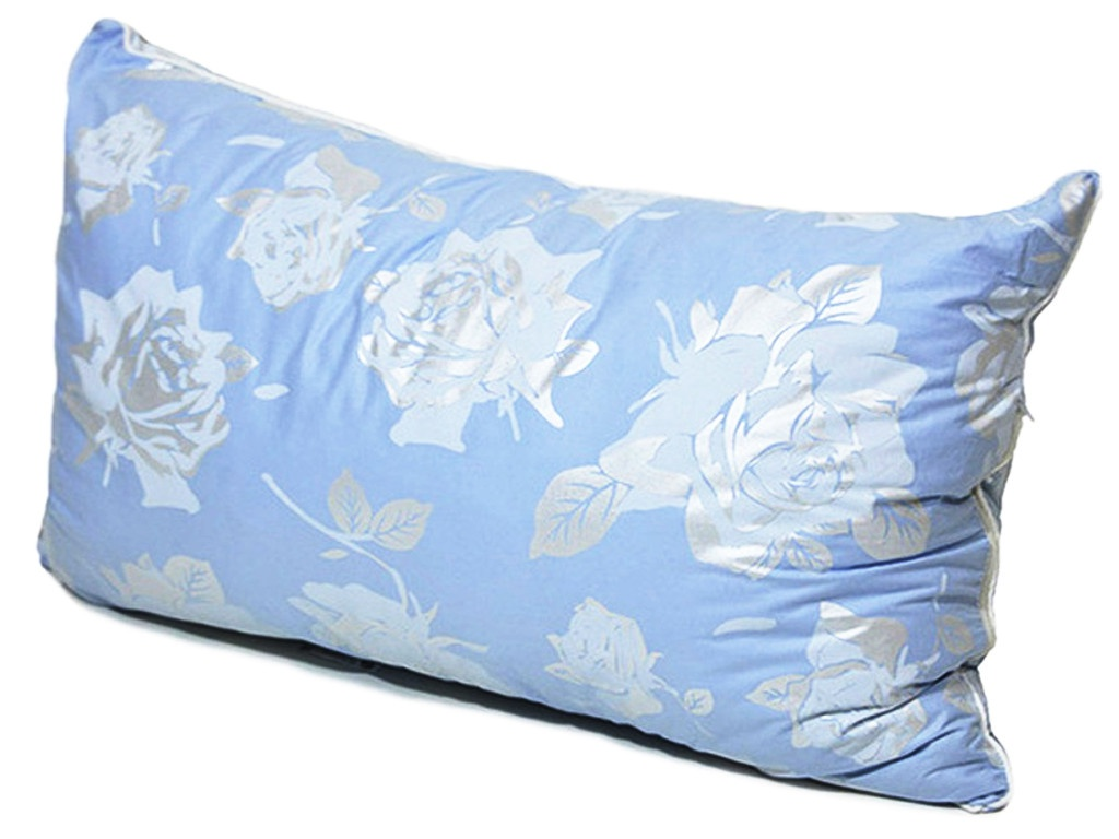 цены Ортопедическая подушка Smart Textile Золотая пропорция + магазин ароматов 40x60cm Blue Е377