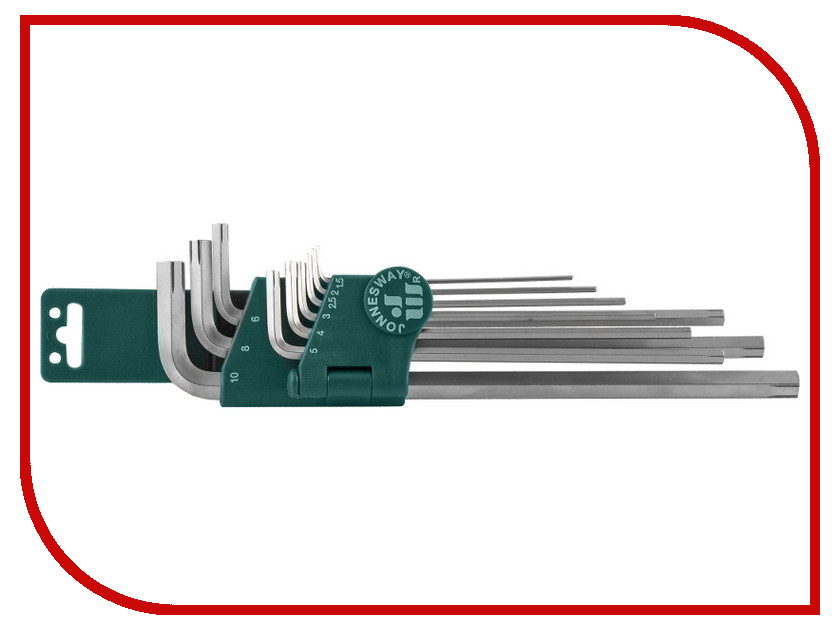 Набор инструмента Jonnesway H22S109S