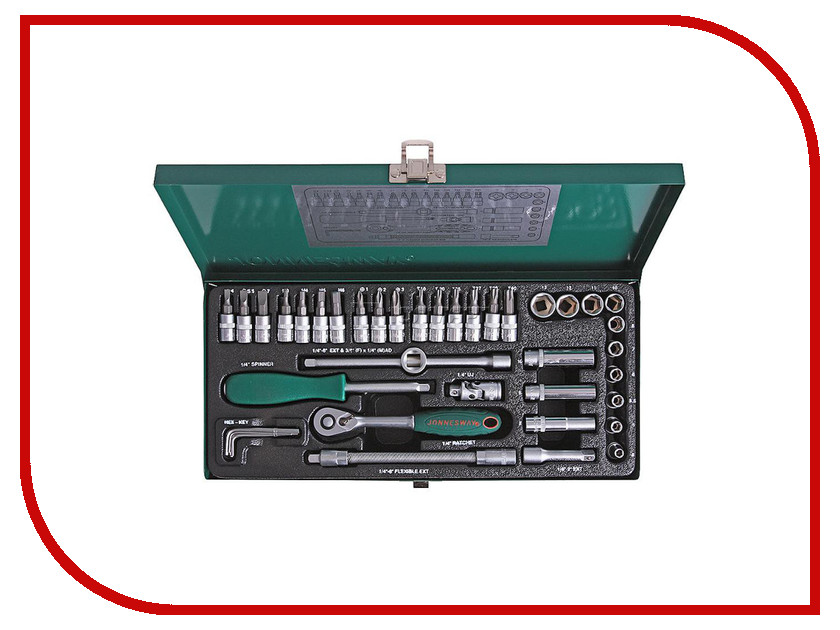 Набор инструмента Jonnesway S04H2141S